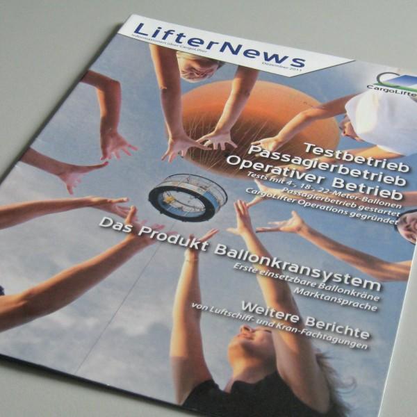 LifterNews Dezember 2011