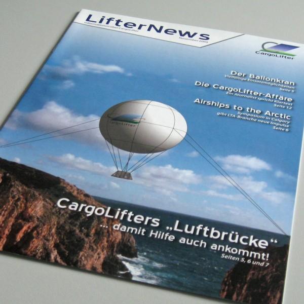 LifterNews November 2009